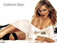 hot, and, sexy, Cameron, Diaz, looking, stunning,