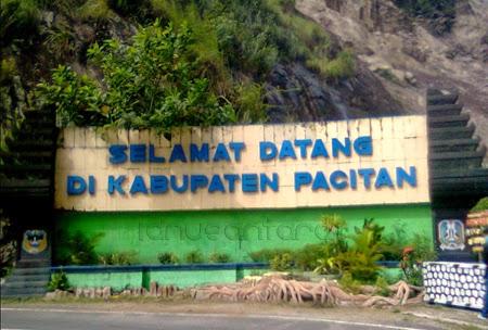 7 Tempat Wisata di Kabupaten Pacitan Yang Wajib di Kunjungi