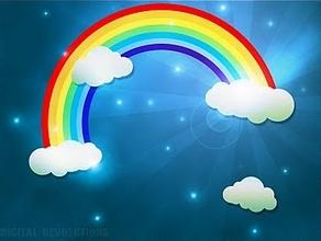 Tutorial, Tutorial BLOG, Tutorial Link Pelangi, Tutorial Rainbow Link, Pelangi Indah, Pelangi Cinta, Pelangi Cantik