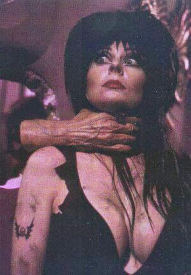 Icons: Elvira