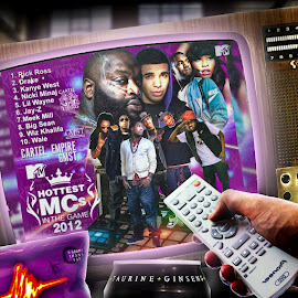 "Mixtape of the Month March 2012- MTV's Hottest MC 2012"" By GMST & Cartel Empire"