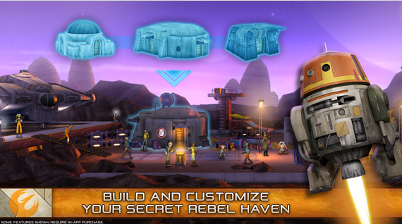 Star Wars Rebels: Recon v1.0.0 Apk Mod