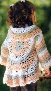 Crochet Bolero for Girl | crochet for my girl | Pinterest