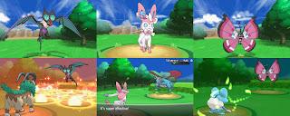pok%C3%A9mon x and y screen 5 E3 2013   Pokémon X & Y (3DS)   Artwork, Screenshots, Trailer, & Press Release