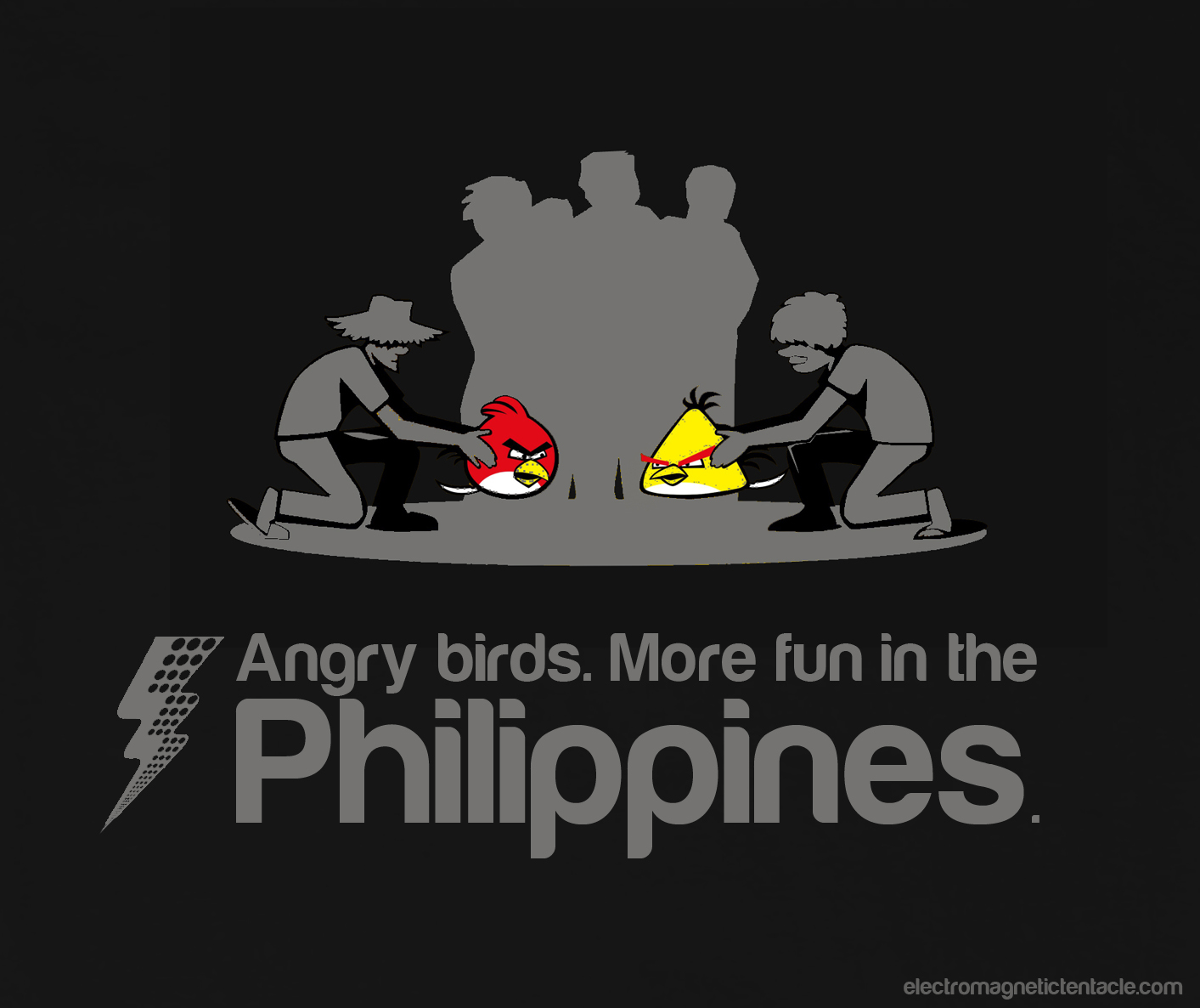 Geek Tees More Fun In The Philippines Electromagnetic