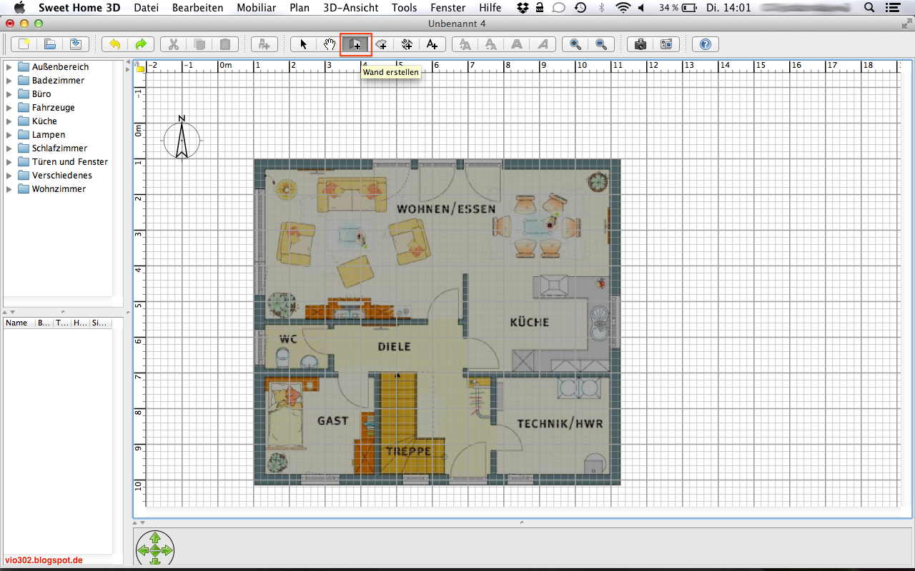 Vio 302 von fingerhaus in wuppertal unser bautagebuch for Fenster 3d zeichnen