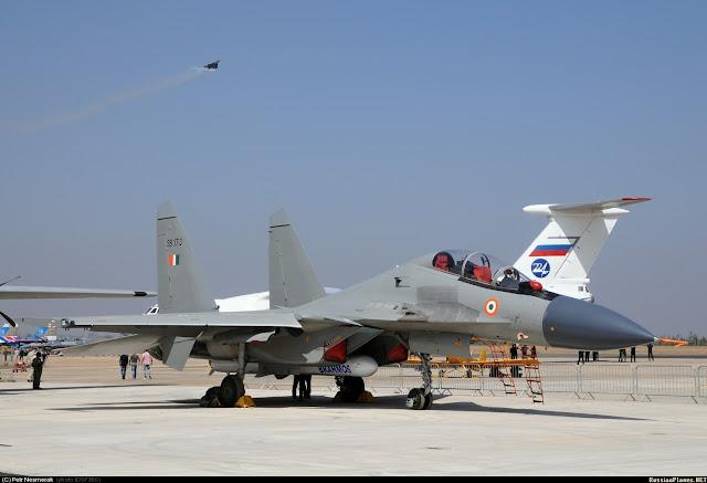 BrahMos Equiped Su-30MKI