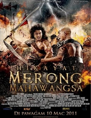Hikayat Merong Mahawangsa AKA The Malay Chronicles: Bloodlines (2011)