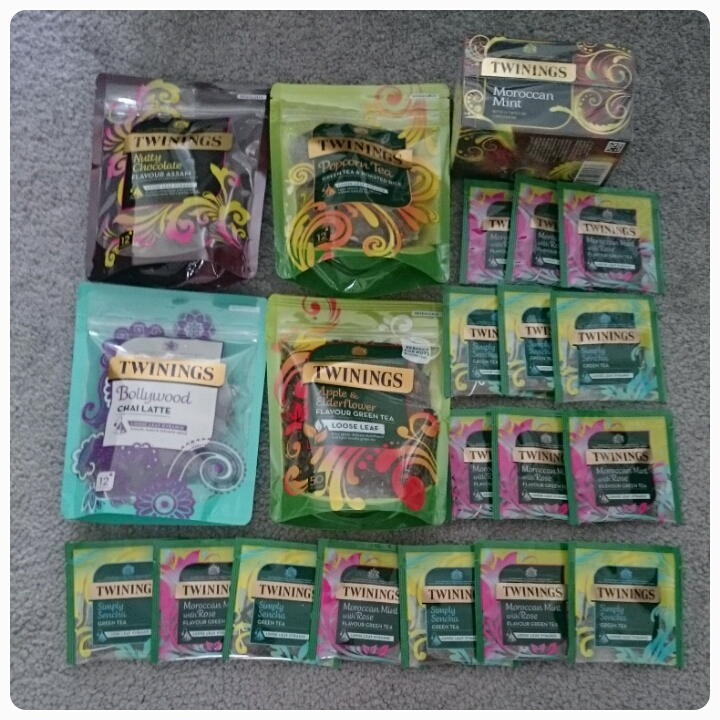 twinings tea collection