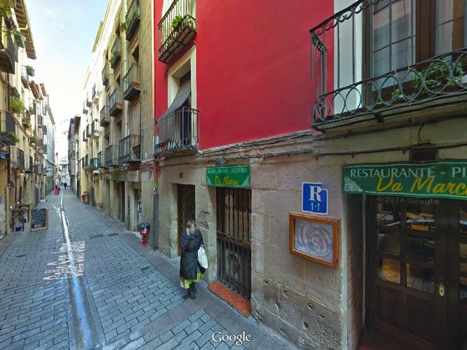 Urbina Vinos Blog: Restaurante Pizzeria Da Marcos - Logro�o (La Rioja)