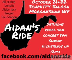 Aidan's Ride
