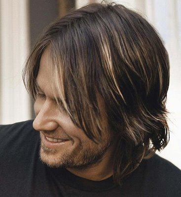 mens long hairstyles with highlights gallery