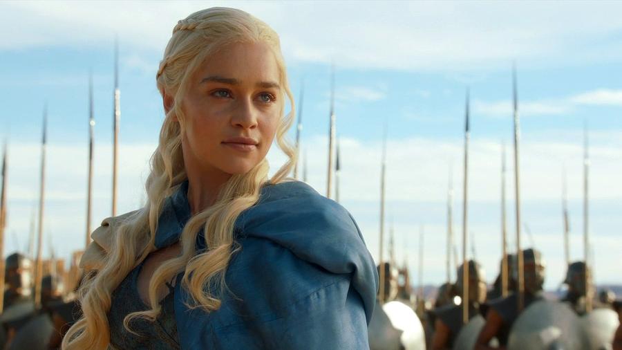 Khaleesi lidera uno de los mayores ejércitos de Juego de Tronos