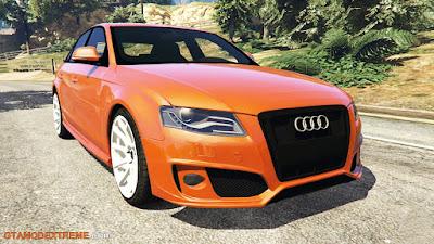 Baixar carro Audi S4 Para GTA V