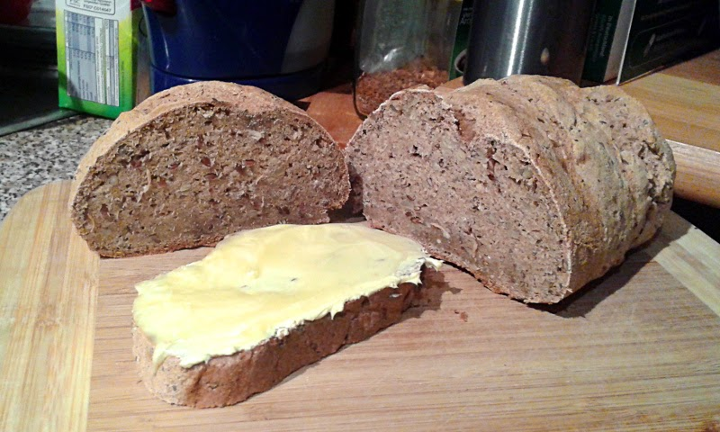 Martha Powerfood glutenfree Maca-Brot