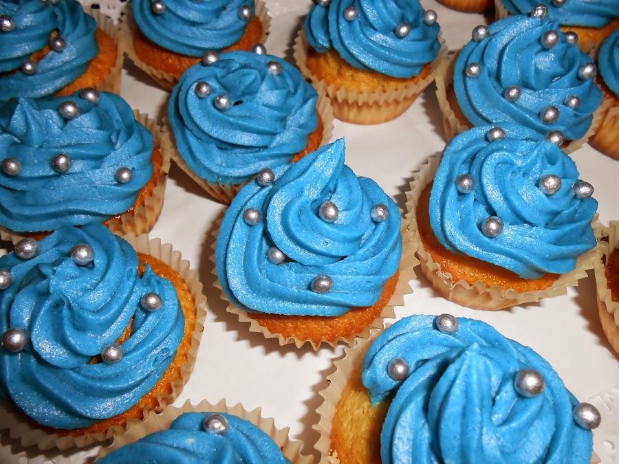 Cupcakes-limon-relleno-chocolate