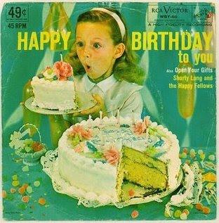 Nd Birthday Cake