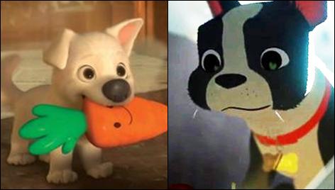Novedades disney parecidos razonables de personajes for Fotos fuera de serie