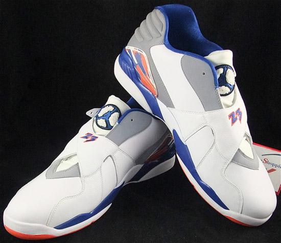 Air Jordan Spizike New York Knicks Orange Flash Black Wh shoes