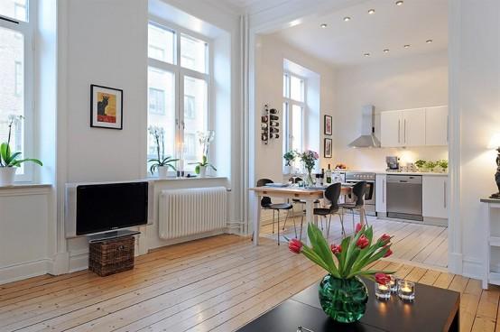 Interior Design Open Floor Plan