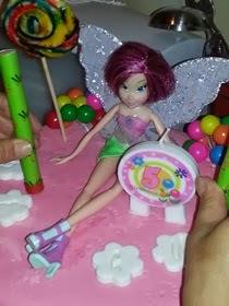 Begüm'ün Winx Club temalı 5 yaş doğum günü partisi