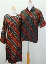 Model Baju Batik Terbaru 2012