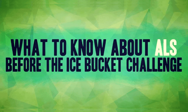 Image: What To Know About ALS Before You Take The Ice Bucket Challenge