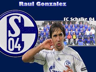 Raul Gonzalez Schalke 04 Wallpaper 2011 4