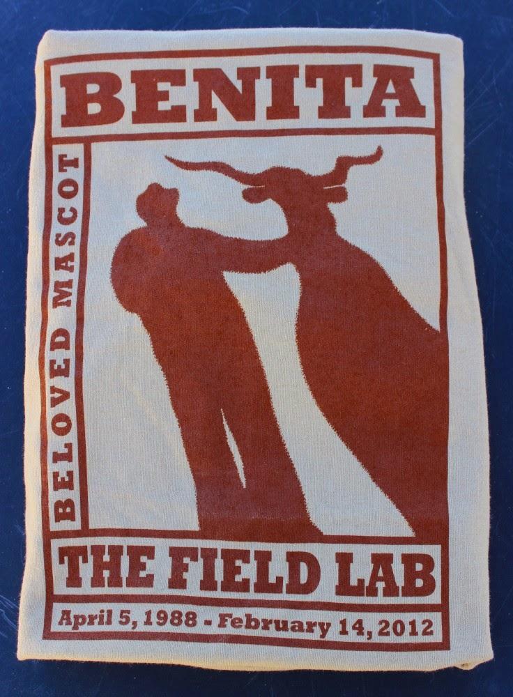 Benita Memorial T shirt