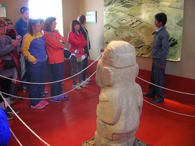 Museo Lítico de Pukara, Perú, La vuelta al mundo de Asun y Ricardo, round the world, mundoporlibre.com