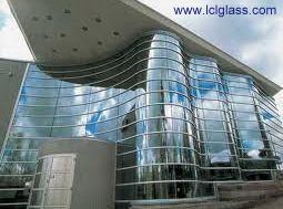 Kính phản quang cao cấp được nhập khẩu bởi LCL Glass
