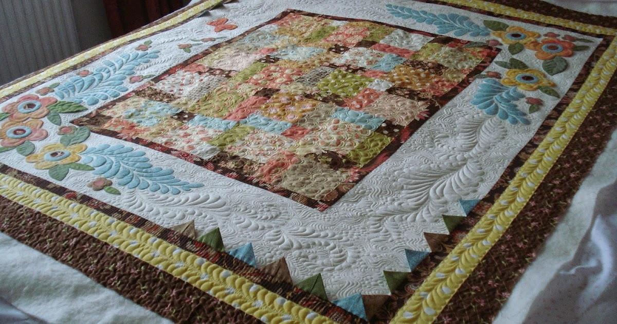 The Nifty Stitcher Bloggers Quilt Festival Fall 2014
