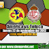 Ver Partido America vs Toluca EN VIVO por Internet Semifinal Liguilla 2012