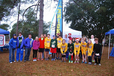 Montgomery Catholic Racing Knights Jingle for a Cause! 2