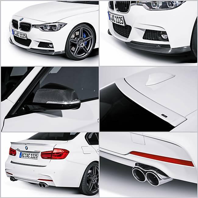AC Schnitzer BMW 3 Series Essen Motor Show