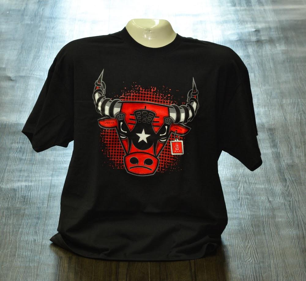 a7c02e93940 Snearker T   Toro   Bulls   Logo   match   sneakers   Jays   capswag ...