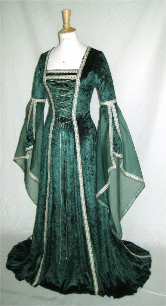 Medieval Vintage Gothi...