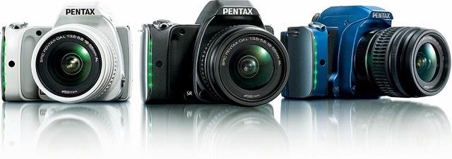Fotografia della Pentax K-S1