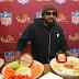 Sabra Hummus and snacks at GBK & ARUBA DirecTV Gift Lounge
