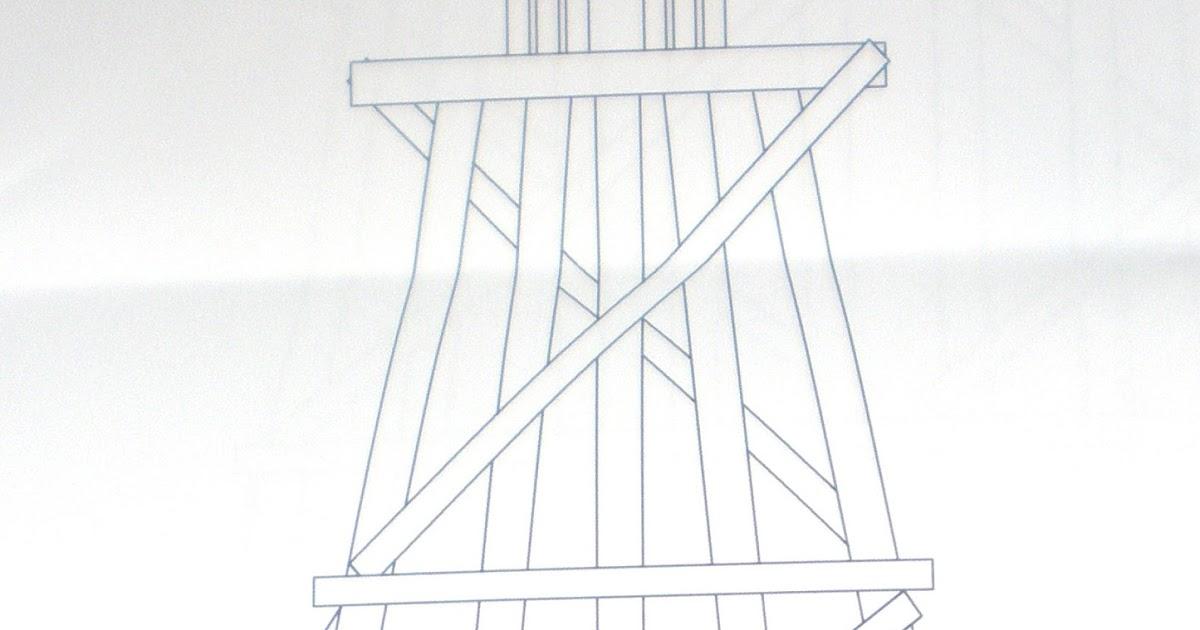 how to build trestles for bridge kids