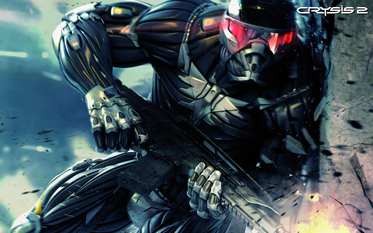 Crysis 2 Wallpaper : Most Epic FPS Ever! crysis 2 wallpaper crysis 2 screenshots