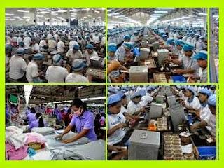 gambar buruh pabrik