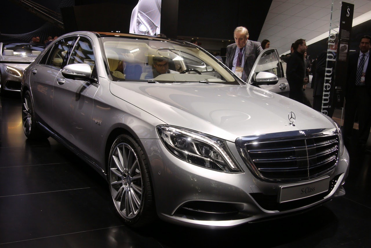automotiveblogz 2014 mercedes benz s600 detroit 2014 photos. Black Bedroom Furniture Sets. Home Design Ideas
