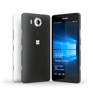 Lumia 950 Dibandrol Rp 9 Juta