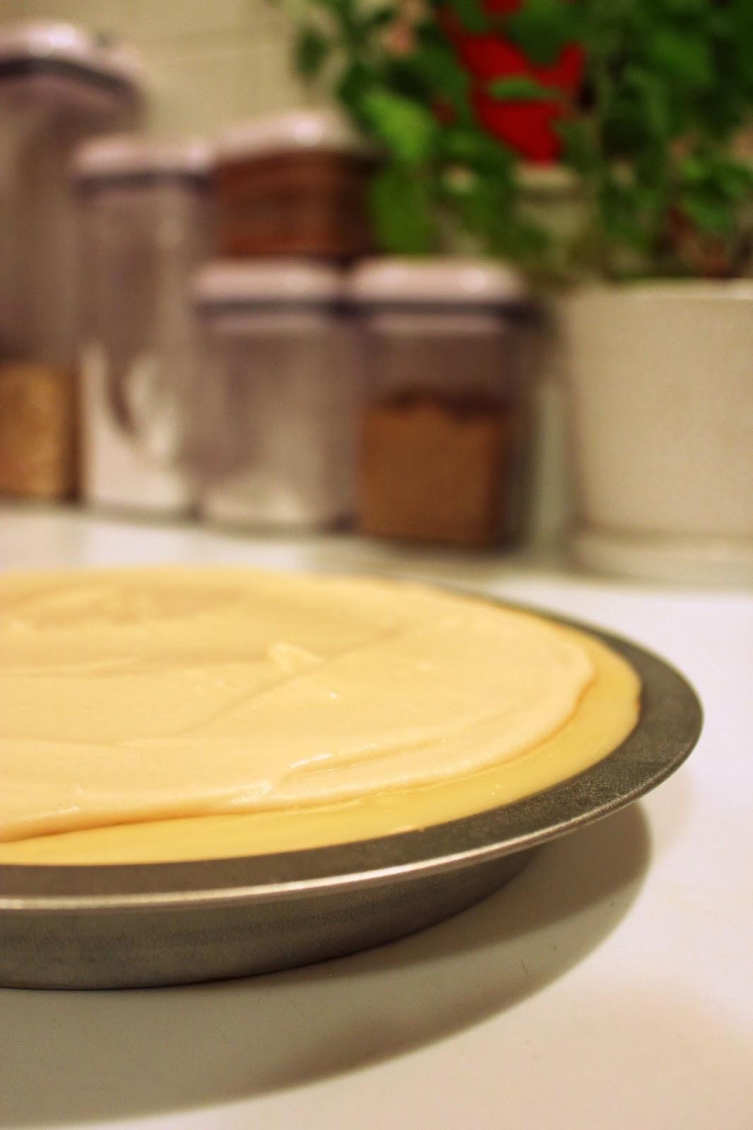 Swavory Stuff: banana cream pie (gluten-free & dairy-free)