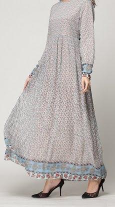 NBH0404 HALILAH MAXI DRESS
