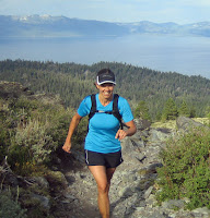 Running the Tahoe Rim Trail: Spooner to Kingsbury