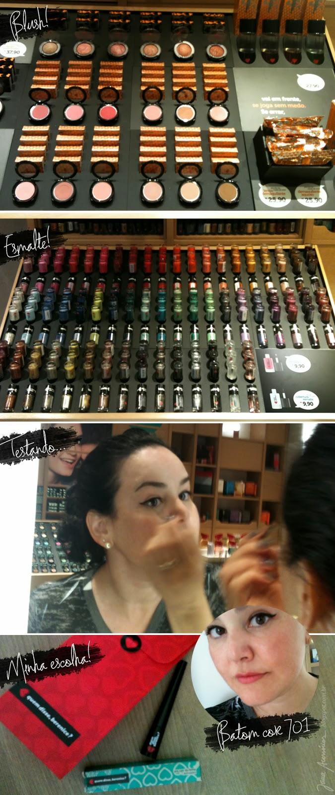 Joinville, Blog da Jana, Jana Acessórios, Blogueira, Make up, Maquiagem