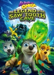 Alpha And Omega: The Legend of the Saw Toothed Cave 2014 español Online latino Gratis