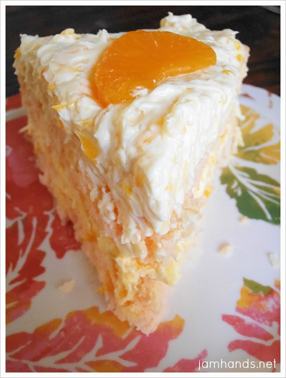 coconut orange cake makes a 9 layered cake cake 1 orange cake mix i ...